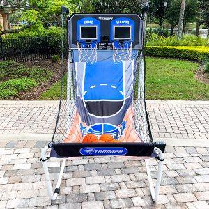 Basketball Double Shot Blue